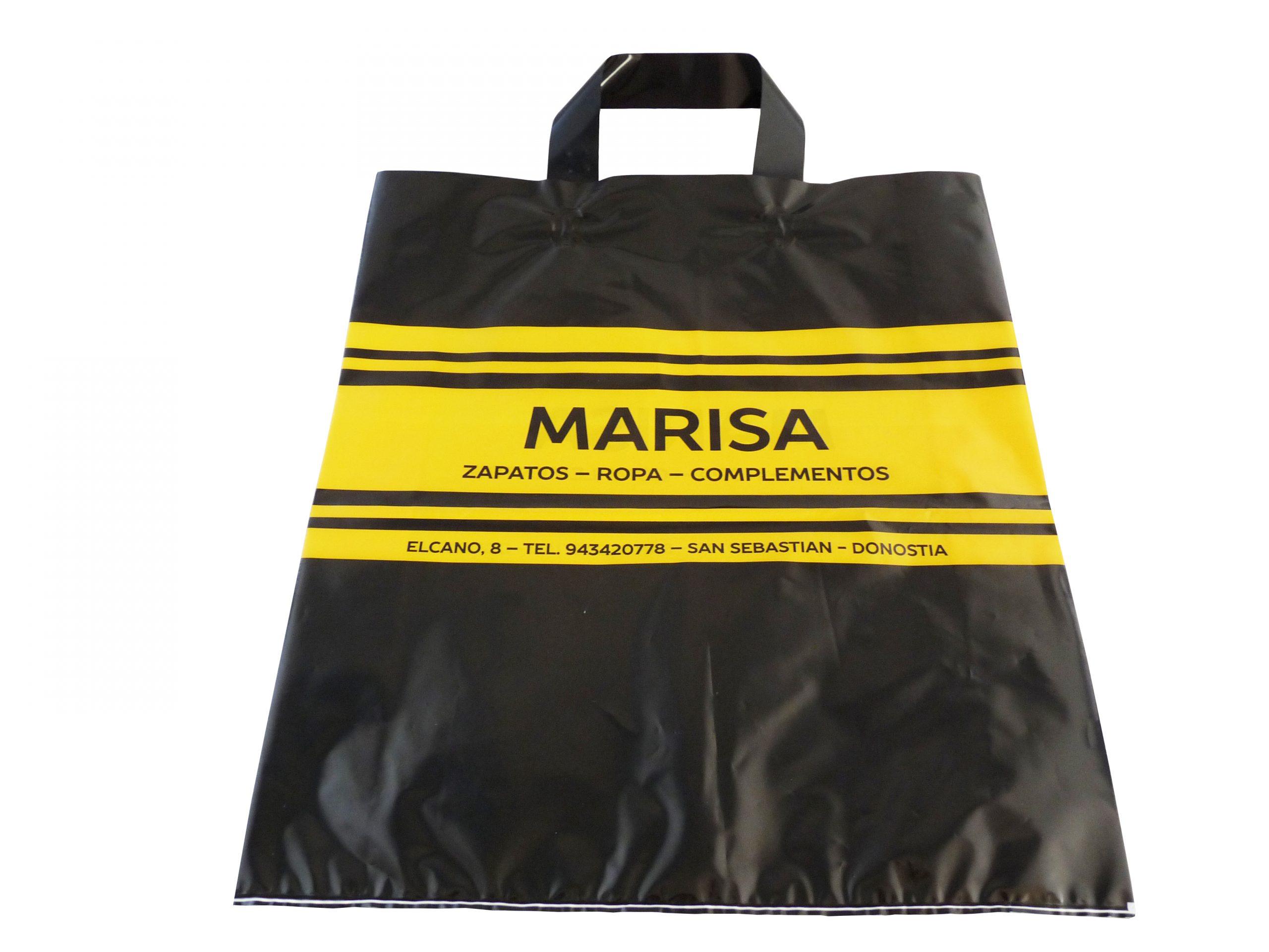 bolsa plastico - Bolsa Marisa