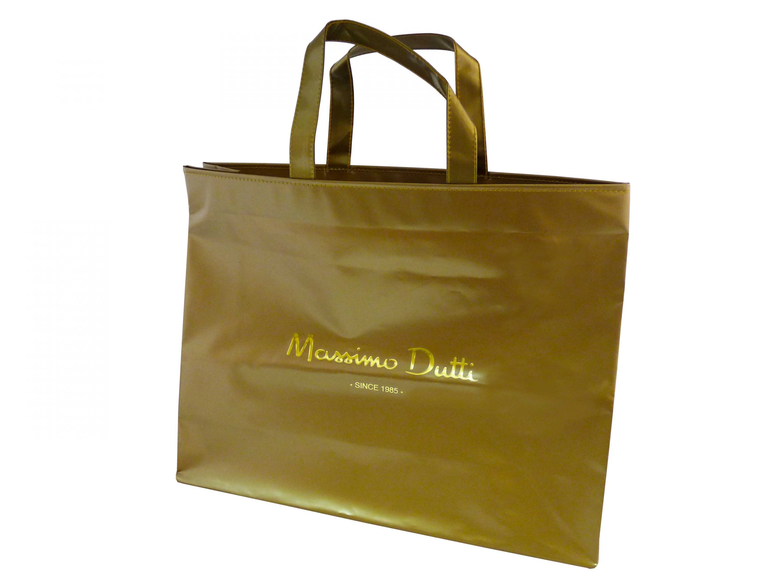 bolsa loneta - Bolsa Massimo Dutti