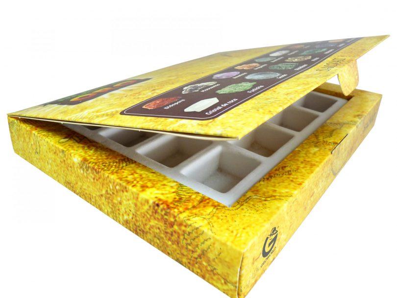 caja presentadora - Caja expositora