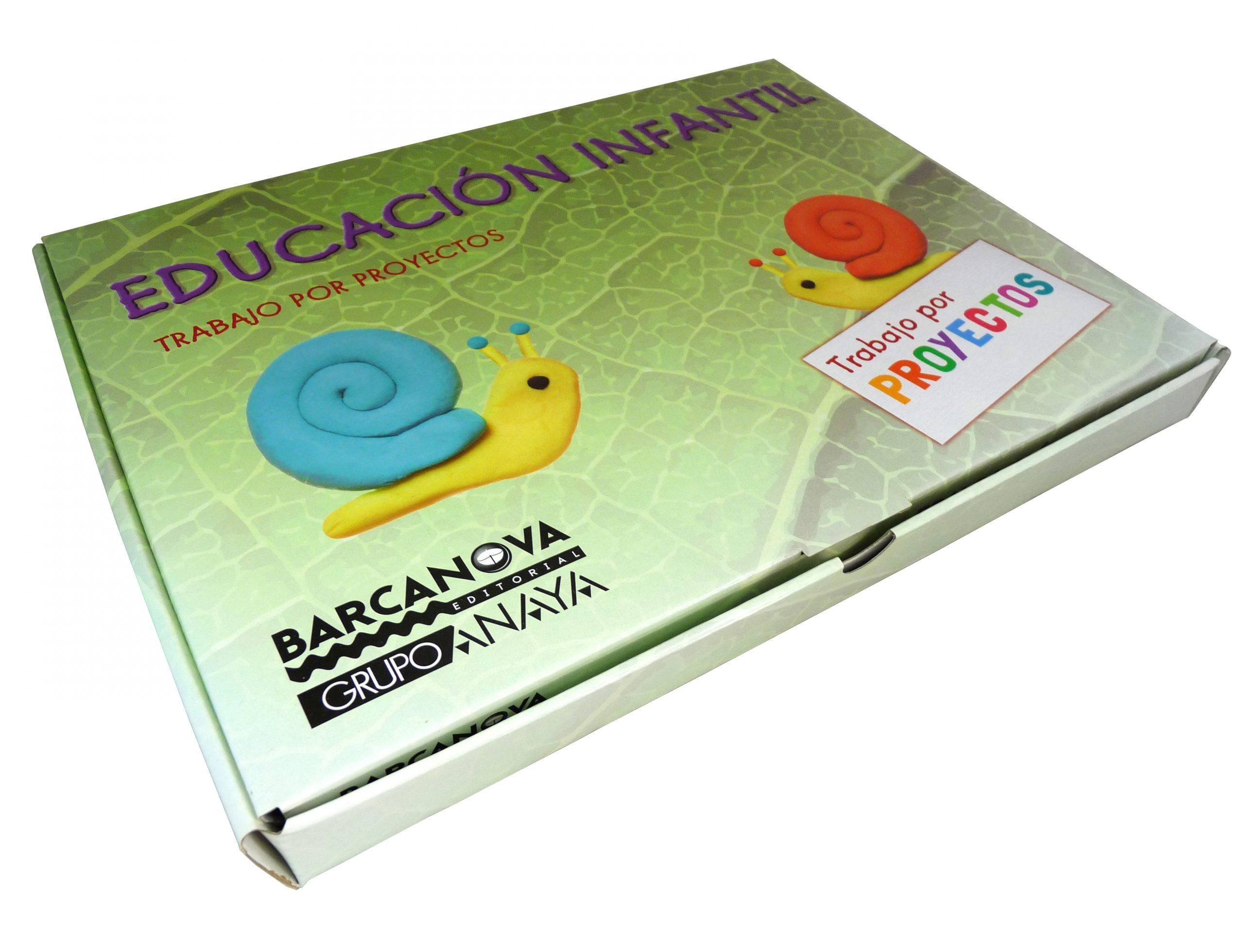 carpeta de actividades - Carpeta proyectos Barcanova