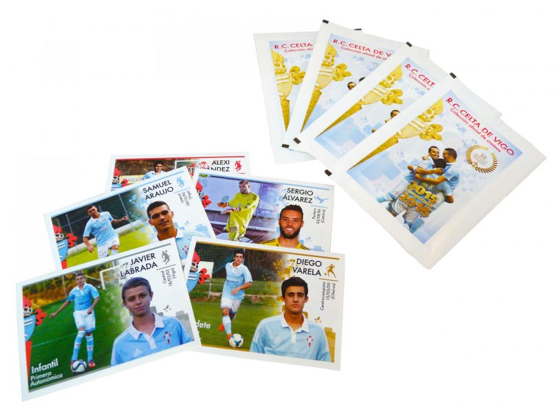 coleccion de cromos deportiva - Celta Vigo 4