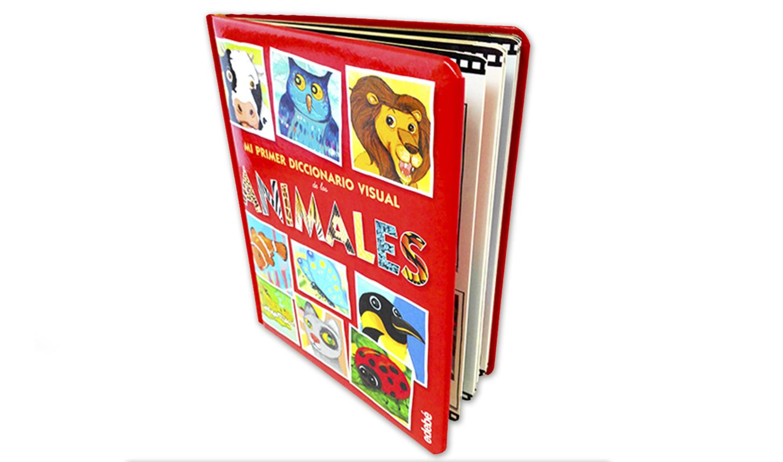 libro de cartón con tapa dura y acolchada - IMAGEN PRINCIPAL