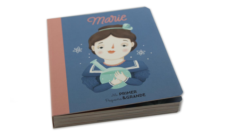 libro de cartón mini