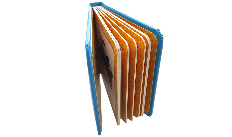 libro de cartón con tapa dura y acolchada - IMG_4214