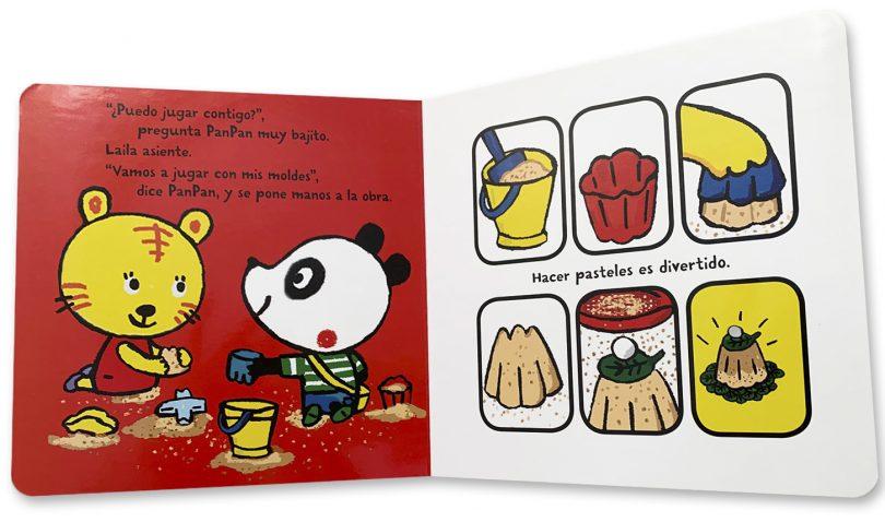 libro de cartón con spacers - IMG_6991