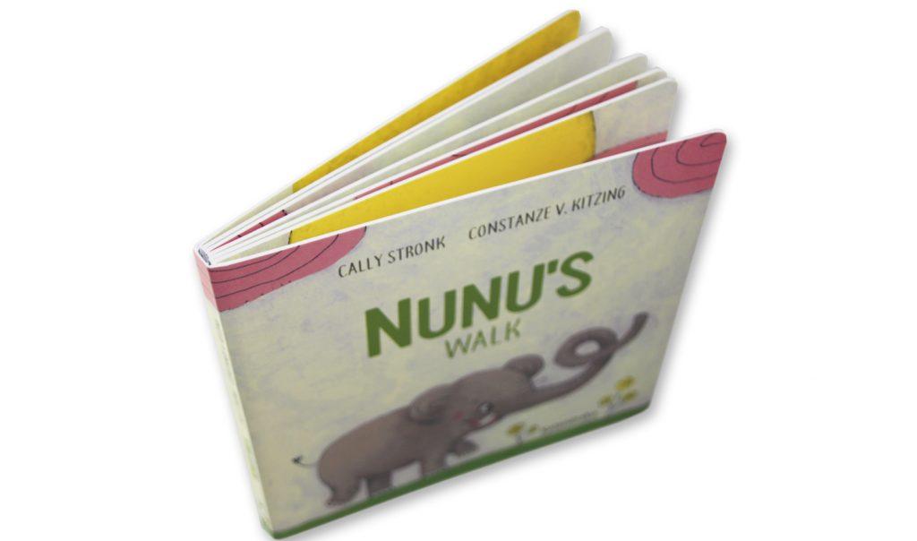 libro de carton infantil
