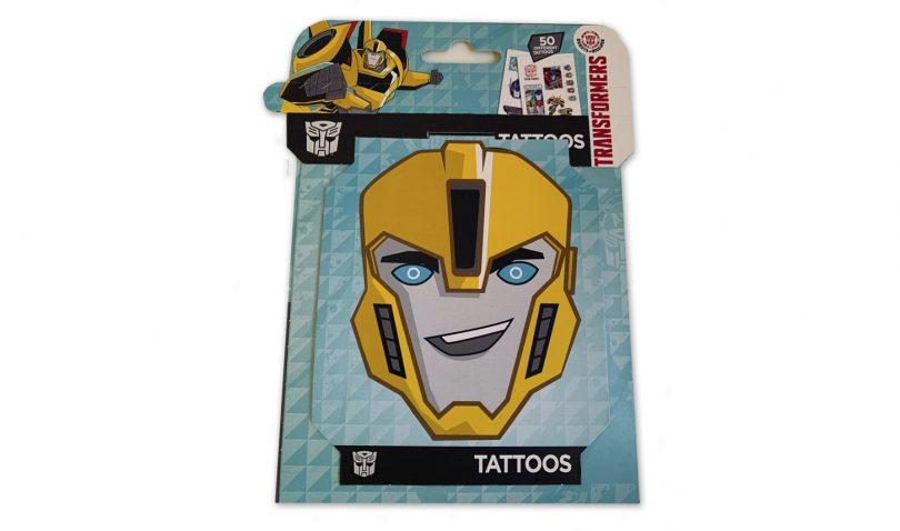 caja de tatuajes temporales para niños - impresion y embolsado de tatuajes temporales