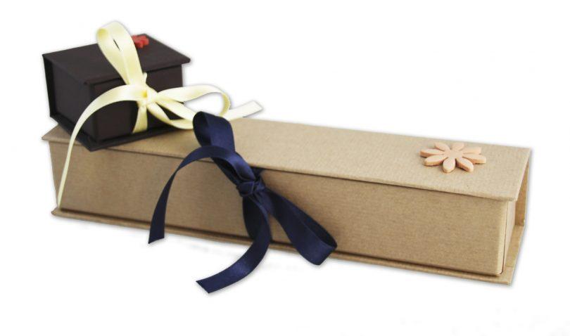 caja forrada - aja forrada