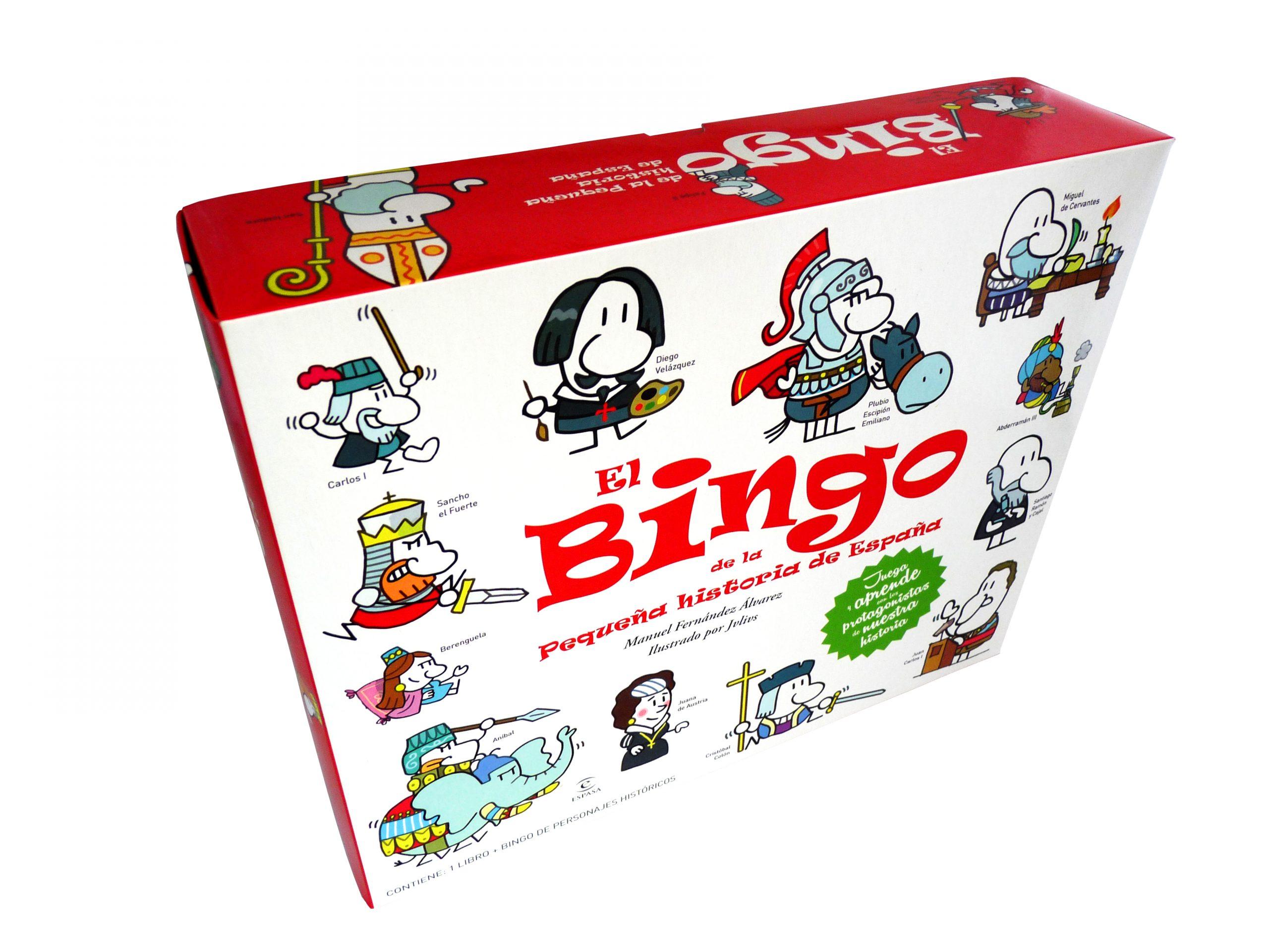 impresion juego educativo - Juego de mesa Bingo