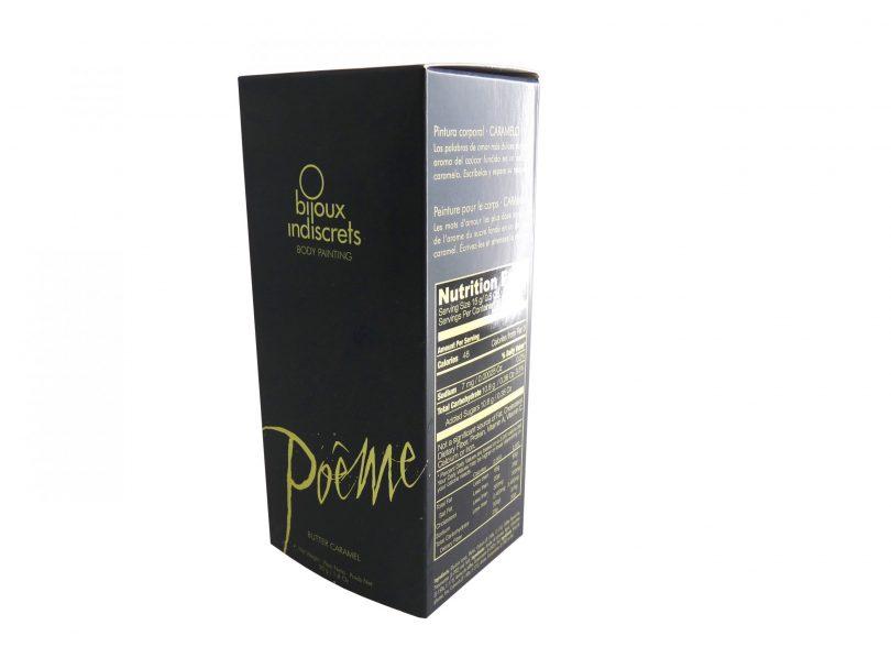 packaging promocional con UV - Packaging Bijoux