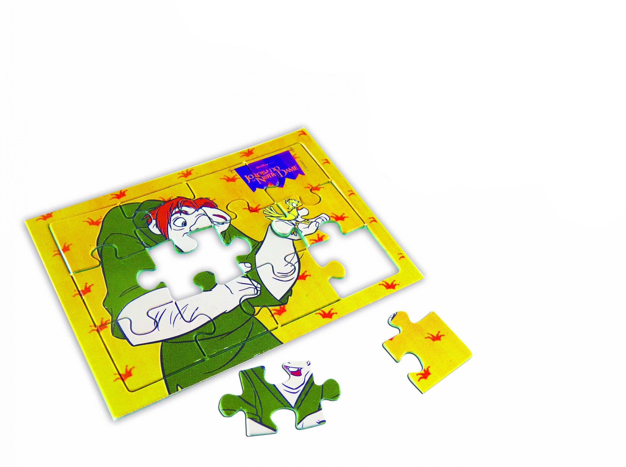 puzle promocional - Puzzle Notre Dame copia