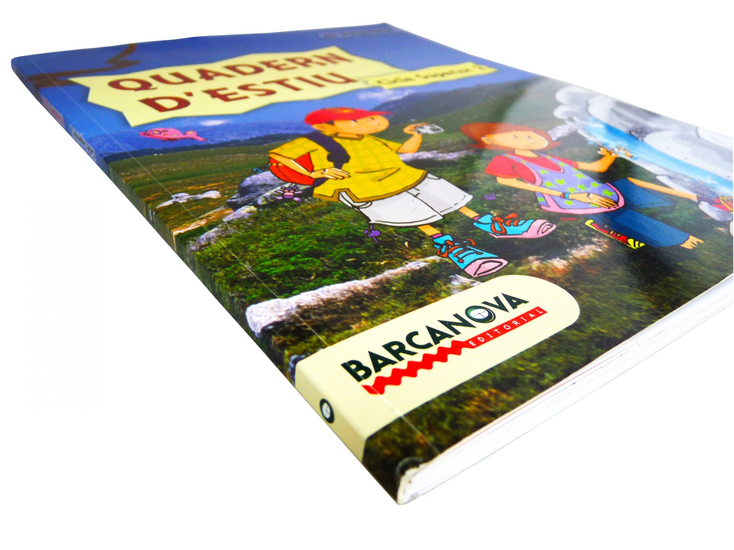 libro de actividades - Quadern d_estiu