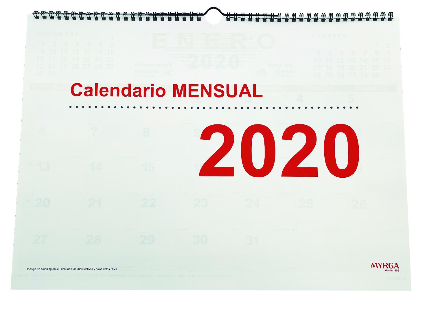 calendario - encuadernación espiral_2