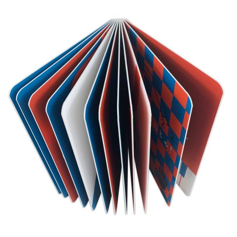 libro de cartón clásico
