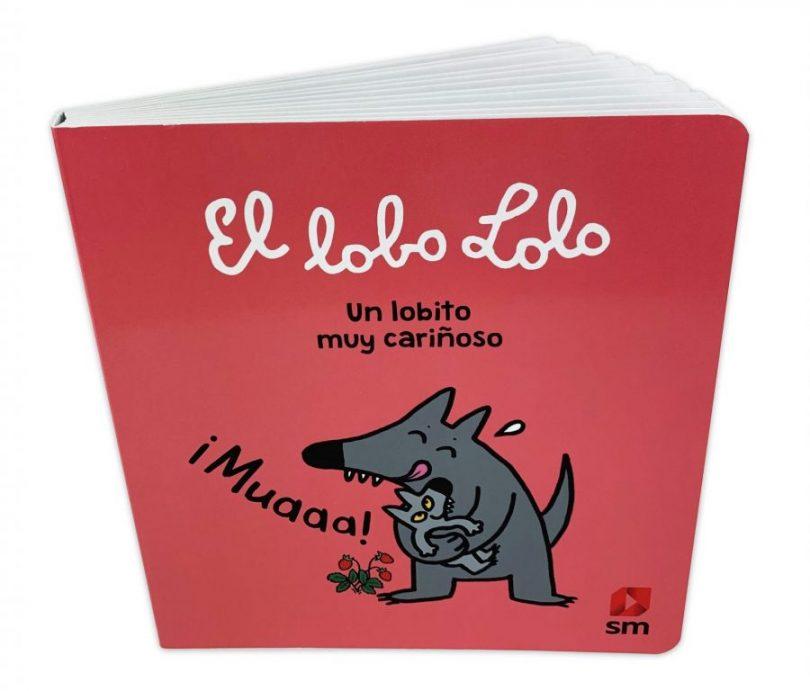 libro de cartón